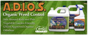 A.D.I.O.S. Product Banner