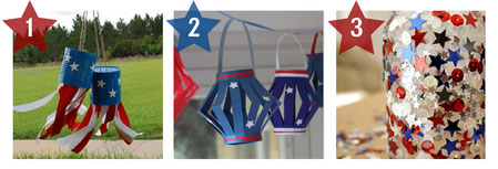 July 4th Decoration You Can Make
