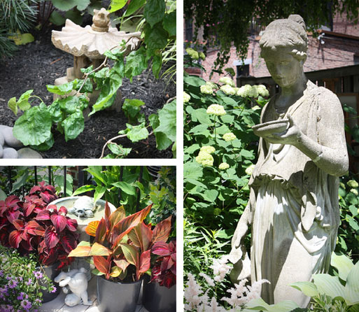 Statuary and Sculpture for City Gardens