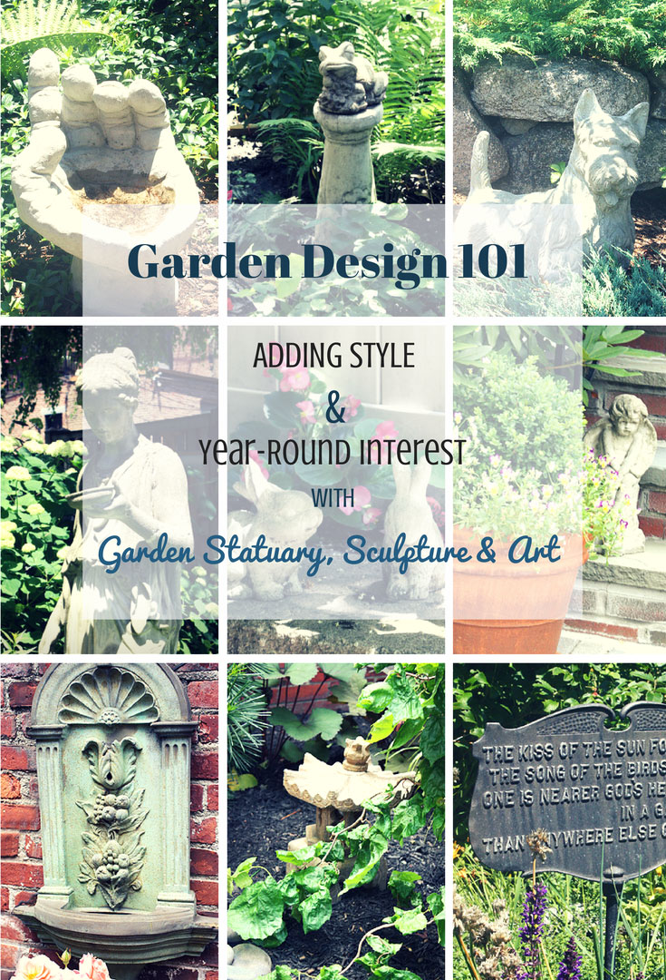 Landscaping with Garden Statuary